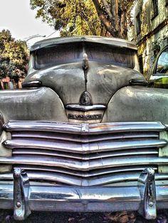 Old truck, Ciudad México.