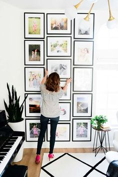 24 Creative Wall Decor Ideas To Make Up Your Home These creative wall decor ideas will totally make up your home! Do you have a blank and large space in one of your rooms? Paintings are not the only solution to fill in this space. A big wall without windo