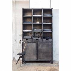 Giga Meubel Industriele & Vintage Projectinrichting