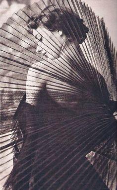 Audrey Hepburn, 1949: Horst P Horst
