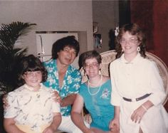 So Now You're 62 Remember Don Ho of Tiny Bubbles fame? Well here he is, pictured 2nd from the left,with myself (in blue) and my daughters, 8 and 11,on vacation in Hawaii, 1985! (What…