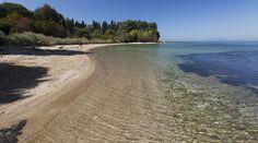 Spiaggia I Bagni di Domiziano. Bagni di Domiziano beach. #argentario #maremma