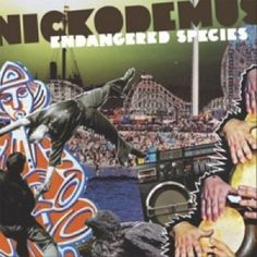 Nickodemus - Endangered Species. For fans of Electronica/Funk/Hiphop. Go like the project to get a vinyl records repress. https://www.diggersfactory.com/project/297/nickodemus-endangered-species