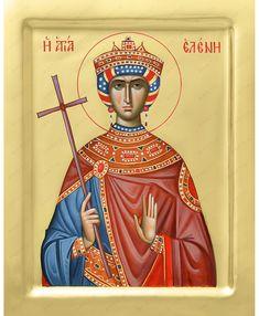 St G, Byzantine Icons, Saints, Female
