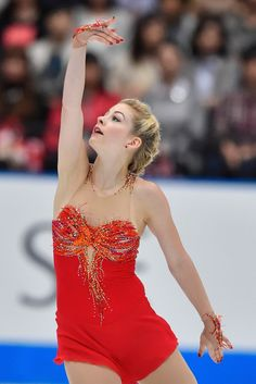 Gracie Gold, USA Free Skate Japan Open 2015 October 3, 2015 in Saitama, Japan — Selections from The Firebird by Igor Stravinsky