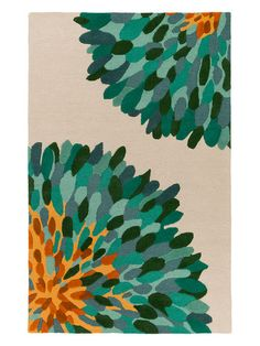 Pollack Susannah Hand-Tufted Wool Rug by Artistic Weavers at Gilt