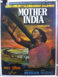 Mother India original hand painted vintage Bollywood movie posters & old hand drawn Hindi film posters for sale Movie Posters For Sale, Cinema Posters, Sale Poster, Film Posters, Buy Posters, Old Bollywood Movies, Bollywood Posters, Vintage Bollywood, Bollywood Theme