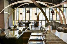 China Lane Hot Pot Restaurant by The Swimming Pool Studio, Nanjing – China » Retail Design Blog