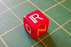 Number sets dice
