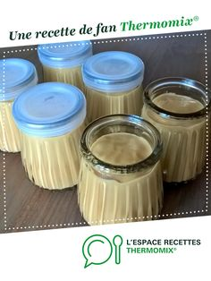 Crèmes au caramel - Mug
