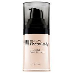 Revlon PhotoReady Liquid Foundation Makeup - Cool Beige No Foundation Makeup, Liquid Foundation, Revlon, Nail Polish, Lipstick, Fancy, Beige, Cool Stuff, Bucket