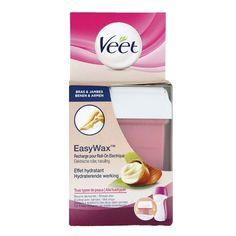 Avis Recharge roll-on bras et jambes - Easy Wax de Veet - Epilation Veet Wax Strips, Wax Hair Removal, Perfect Legs, Soft Feet, Beautiful Legs, Natural Remedies, Easy, Essential Oils, Rolls