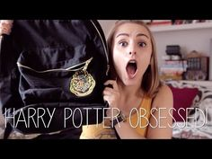 My Harry Potter Collection | Hannah Witton - YouTube