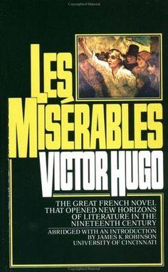 les miserables book quotes   Les Misérables by Victor Hugo