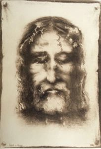 Therese of the Child Jesus and the Holy Face Sunken Eyes, Jesus Our Savior, Light Of Christ, Pictures Of Jesus Christ, Christian Images, Jesus Face, St Therese, Santa Teresa, How He Loves Us
