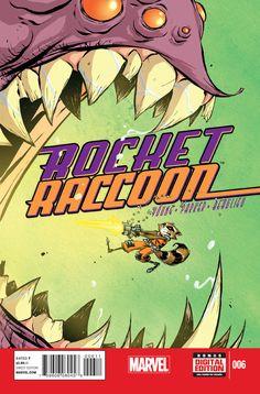 Rocket Raccoon #6 - Misfit Mechs (Issue)