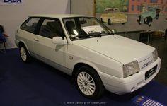 Lada VAZ-21081 (Lada Samara)   1991-1996, Soviet Union/Russia