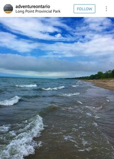 Long Point Provincial Park Ontario Parks, Canada, Paintings, Beach, Water, Outdoor, Gripe Water, Outdoors, Paint