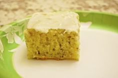 """Point-less"" Meals: Pineapple Walnut Cake with Cream Cheese Icing"