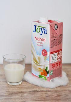 Entdecke den puren Geschmack gerösteter Mandeln mit jedem Schluck  – mit dem zuckerfreien Mandeldrink von Joya kein Problem.