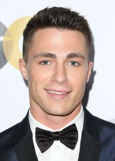 Colton Haynes - GQ Men Of The Year Party - Arrivals