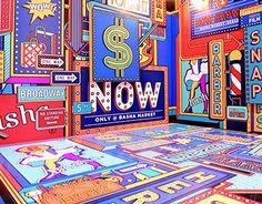 """다음 @Behance 프로젝트 확인: """"Basha Market / Broadway"""" https://www.behance.net/gallery/22144051/Basha-Market-Broadway"""