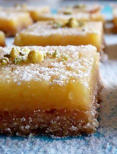 (Meyer) citromos szelet Hungarian Cuisine, Hungarian Recipes, Hungarian Food, Jambalaya, Flan, Macarons, Cornbread, French Toast, Cupcake