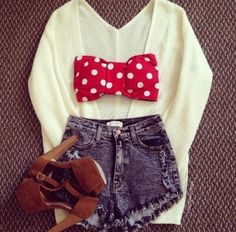 For SURE next summer! In my house that is! lol JK i am ganna be able to wear the next year! So cute!