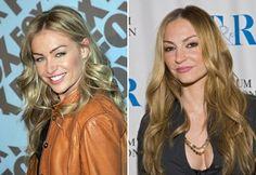 Portia De Rossi and Drea De Matteo Celebrity Look Alike, Portia De Rossi, Celebrities, Actors, Celebs, Celebrity, Famous People