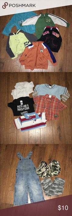 Boys 18/24 month winter clothes! Everything pictured is included. All are used. Smoke and pet free home, all items ship next business day! Bundle with other little boys clothes to save. Key words: Boys 18 months boys 24 month boys winter Jackets & Coats