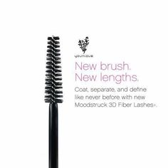 The gel brush is now been transformed to reach the little lashes that we find hard to get to