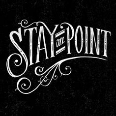 Stay-On-Point copy | Rob Draper