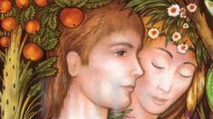 """ARCANOS MAYORES """"6"""" (LOS ENAMORADOS) - CAMINOS DE CONOCIMIENTO (TAROT)   EL CAMINO INICIATICO DEL TAROT CONTINUA CON EL ARCANO DE """"LOS ENAMORADOS"""" ACA VAS A CONOCER EL SIGNIFICADO DE ESTA CARTA.  En la carta de los Enamorados encontramos toda la dimensión del amor, la atracción, el deseo y la sexualidad. ¡Es una gran carta! Esta carta nos induce a contemplar a las personas que nos atraen y a las que se sienten atraídas por nosotros. Tarot Gratis, Painting, Amor, Driveways, Knowledge, Wish, Getting To Know, Letters, People"""