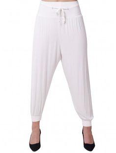 Womens Fashion White Ali Baba Trouser   #londonfashion #wholesaler #onlinedresses #ladiesfashion #hareem #onlinefashion #alibaba #trouser #onsale #white #enjoythesale