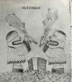Santiago Sequeiros. dibujo.