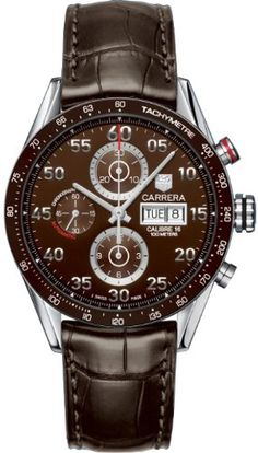 TAG Heuer Men's CV2A12.FC6236 Carrera Day Date Automatic Chronograph Watch TAG Heuer http://www.amazon.com/dp/B002KAOU5Y/ref=cm_sw_r_pi_dp_sXRVub1M6GTFV