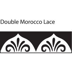 EK Tools® | Morocco Lace Edger Punch