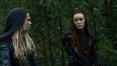 Clexa - Alycia Debnam-Carey & Eliza Taylor