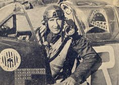 This former Squadron Leader of the legendary 303 Polish squadron had escaped from Poland when the Nazis invaded, flown in the Battle of Britain, shot down 9 enemy aircraft, been shot down himself, then escaped from a German POW transport.
