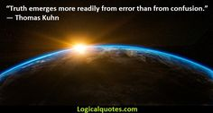Inspirational Thomas Kuhn Quotes