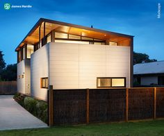 Scyon™ Stria™ cladding | James Hardie