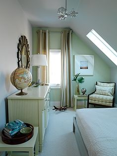 Sarah Richardson Design - Sarah's House - Boy's Bedroom