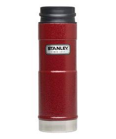Look at this #zulilyfind! 16-Oz. Crimson Classic One Hand Vacuum Bottle #zulilyfinds
