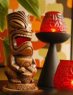 Tiki Hawaii, Tiki Faces, Tiki Lounge, Tiki Art, Furniture Decor, Menu, Contemporary, Mexican, Restaurant