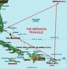 El Triangulo de las Bermudas | muchosmisterios