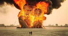 Find Cinematic Inspiration with These Visionary Photographers Burning Man 2014, Burning Man Art, Sculpture Burning Man, Watch The World Burn, Festival Photography, Man Photography, Conceptual Photography, Surreal Photos, We Will Rock You