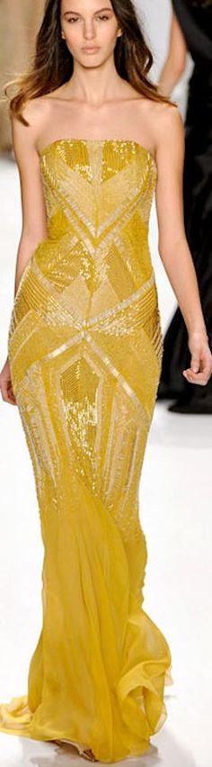 J. Mendel Fall 2012 Ready-to-Wear Fashion Show