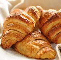Recette de Croissants allégés - Recettes Diététiques