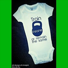 New Item Expansion into CrossFit Baby Clothes Great