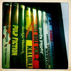 Tarantino! Great films